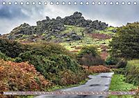 Dartmoor, herbe Schönheit im Süden Englands (Tischkalender 2019 DIN A5 quer) - Produktdetailbild 2