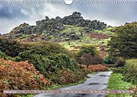 Dartmoor, herbe Schönheit im Süden Englands (Wandkalender 2019 DIN A4 quer) - Produktdetailbild 2