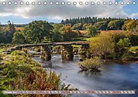 Dartmoor, herbe Schönheit im Süden Englands (Tischkalender 2019 DIN A5 quer) - Produktdetailbild 10