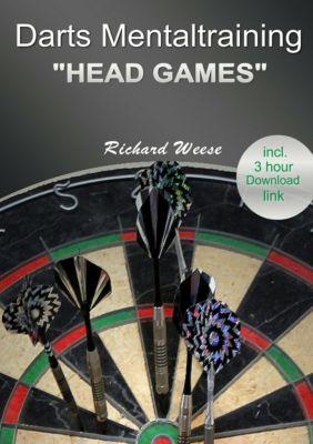Darts mentaltraining Head Games, Richard Weese