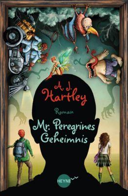Darwen Arkwright Band 1: Mr. Peregrines Geheimnis, A.J. Hartley