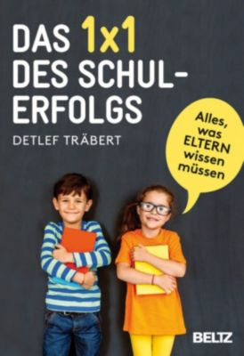 Das 1 x 1 des Schulerfolgs, Detlef Träbert