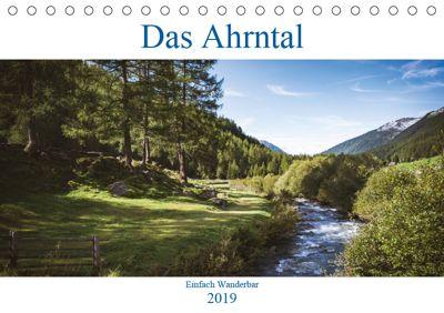 Das Ahrntal (Tischkalender 2019 DIN A5 quer), Hans Deutschmann