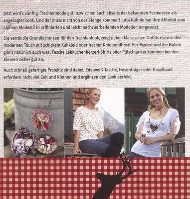 Das Alpenchic Nähbuch Buch von Jutta Kühnle