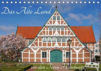 Das Alte Land vor den Toren Hamburgs (Tischkalender 2019 DIN A5 quer), Martina Fornal