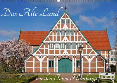 Das Alte Land vor den Toren Hamburgs (Wandkalender 2019 DIN A2 quer), Martina Fornal