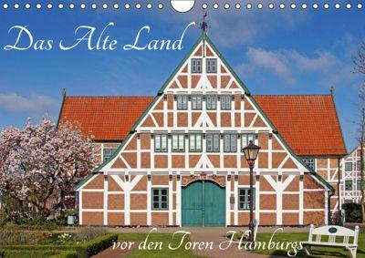 Das Alte Land vor den Toren Hamburgs (Wandkalender 2019 DIN A4 quer), Martina Fornal