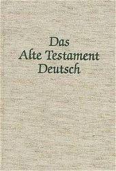 Das Alte Testament Deutsch (ATD): Tlbd.22/1 Das Buch Hesekiel (Ezechiel)