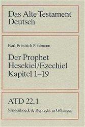 Das Alte Testament Deutsch (ATD): Tlbd.22/1 Das Buch des Propheten Hesekiel (Ezechiel)