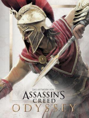 Das Artwork von Assassin's Creed Odyssey, Kate Lewis