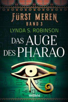 Das Auge des Pharao, Lynda S. Robinson