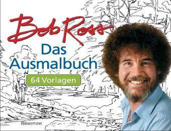 Das Ausmalbuch, Bob Ross
