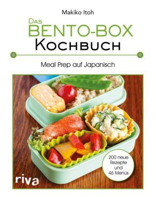 Das Bento-Box-Kochbuch - Makiko Itoh  