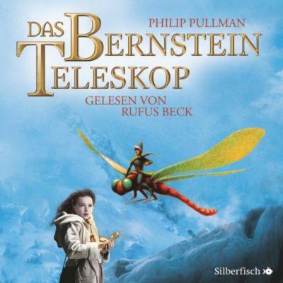 Das Bernsteinteleskop, 16 Audio-CDs, Philip Pullman