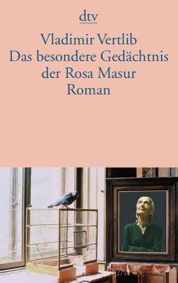 Das besondere Gedächtnis der Rosa Masur - Vladimir Vertlib |
