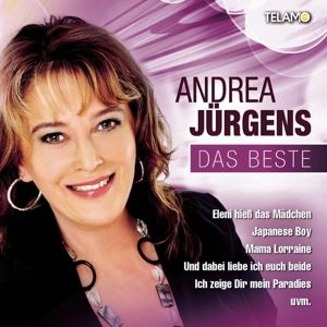 Das Beste, Andrea Jürgens