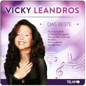 Das Beste,15 Hits, Vicky Leandros