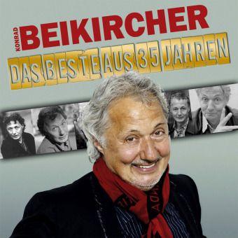 Das Beste aus 35 Jahren, 2 Audio-CDs, Konrad Beikircher