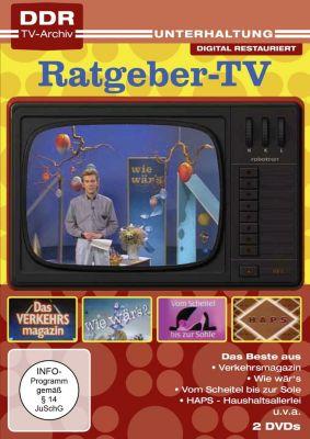 Das Beste aus dem Ratgeber-TV, Ddr TV-Archiv