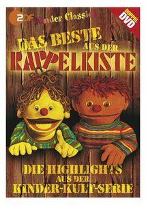 Das Beste aus der Rappelkiste, 2 DVDs, Rappelkiste