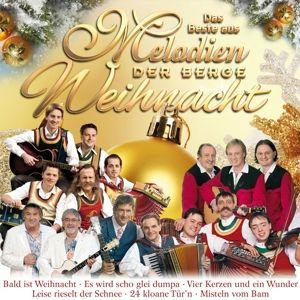 Das Beste aus Melodien der Berge Weihnachten, Diverse Interpreten
