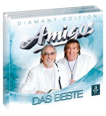 Das Beste - Diamant Edition (3 CDs), Amigos