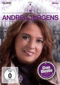 Das Beste - Die Jubiläumsausgabe, Andrea Jürgens