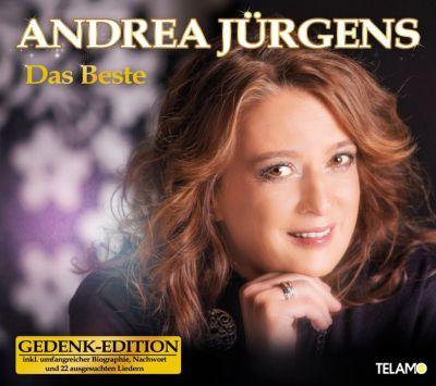 Das Beste (Gedenk-Edition), Andrea Jürgens