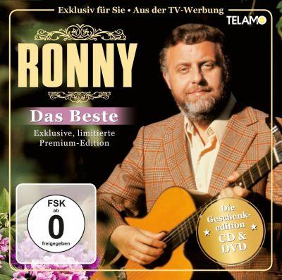 Das Beste (Geschenkedition, CD+DVD), Ronny