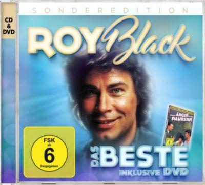 Das Beste - Inkl. DVD Immer Ärger mit den Paukern, Roy Black