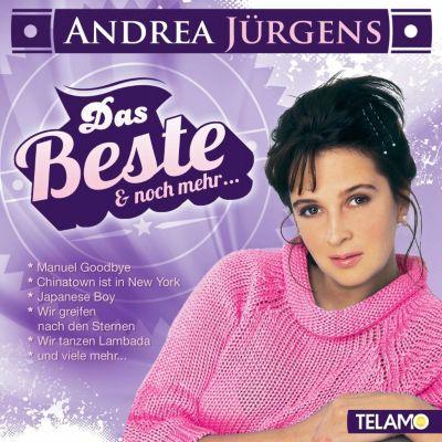 Das Beste Und Noch Mehr..., Andrea Jürgens
