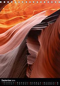 Das Beste vom Antelope Canyon (Tischkalender 2019 DIN A5 hoch) - Produktdetailbild 9