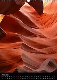 Das Beste vom Antelope Canyon (Wandkalender 2019 DIN A3 hoch) - Produktdetailbild 6