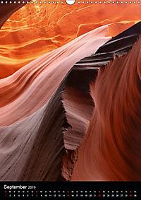 Das Beste vom Antelope Canyon (Wandkalender 2019 DIN A3 hoch) - Produktdetailbild 9