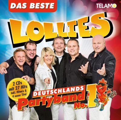 Das Beste Von Deutschlands Partyband No. 1, Lollies