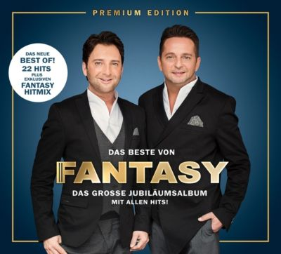 Das Beste von Fantasy - Das große Jubiläumsalbum mit allen Hits! (Premium Edition, 2 CDs), Fantasy