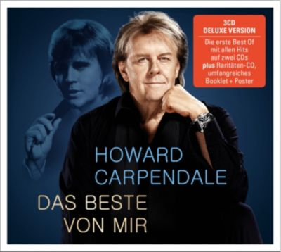 Das Beste von mir (Deluxe Version, 3 CDs), Howard Carpendale
