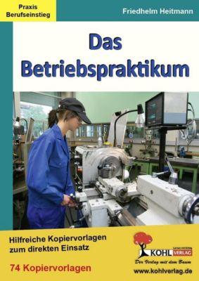 Das Betriebspraktikum, Friedhelm Heitmann