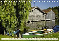 Das Blaue Land - Himmel, Seen und Berge im bayerischen Voralpenland (Tischkalender 2019 DIN A5 quer) - Produktdetailbild 5