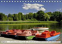 Das Blaue Land - Himmel, Seen und Berge im bayerischen Voralpenland (Tischkalender 2019 DIN A5 quer) - Produktdetailbild 8