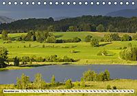 Das Blaue Land - Himmel, Seen und Berge im bayerischen Voralpenland (Tischkalender 2019 DIN A5 quer) - Produktdetailbild 11