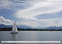 Das Blaue Land - Himmel, Seen und Berge im bayerischen Voralpenland (Tischkalender 2019 DIN A5 quer) - Produktdetailbild 12
