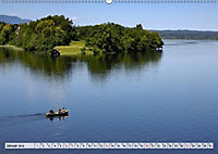 Das Blaue Land - Himmel, Seen und Berge im bayerischen Voralpenland (Wandkalender 2019 DIN A2 quer) - Produktdetailbild 1