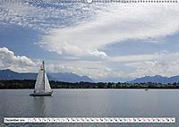Das Blaue Land - Himmel, Seen und Berge im bayerischen Voralpenland (Wandkalender 2019 DIN A2 quer) - Produktdetailbild 12