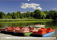 Das Blaue Land - Himmel, Seen und Berge im bayerischen Voralpenland (Wandkalender 2019 DIN A2 quer) - Produktdetailbild 8
