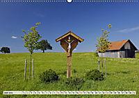 Das Blaue Land - Himmel, Seen und Berge im bayerischen Voralpenland (Wandkalender 2019 DIN A2 quer) - Produktdetailbild 6