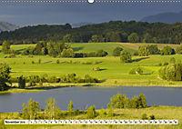Das Blaue Land - Himmel, Seen und Berge im bayerischen Voralpenland (Wandkalender 2019 DIN A2 quer) - Produktdetailbild 11