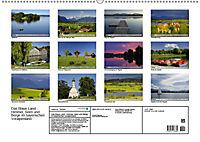 Das Blaue Land - Himmel, Seen und Berge im bayerischen Voralpenland (Wandkalender 2019 DIN A2 quer) - Produktdetailbild 13