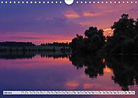 Das Blaue Land - Himmel, Seen und Berge im bayerischen Voralpenland (Wandkalender 2019 DIN A4 quer) - Produktdetailbild 7