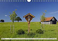 Das Blaue Land - Himmel, Seen und Berge im bayerischen Voralpenland (Wandkalender 2019 DIN A4 quer) - Produktdetailbild 6